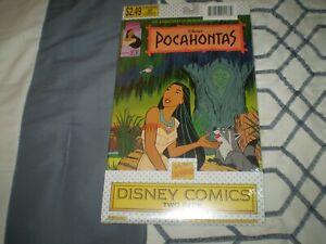 1994 Marvel Comics 2-Pack Disney Comics, Pocahontas