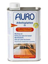 Arbeitsplattenöl 108 Auro 0,5l  -  Holzschutz Öl Hartöl Pflege Holzöl Möbelöl