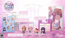 Doki Doki Literature Club Plus (Nintendo Switch) Premium Edition + Extras DDLC