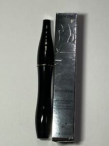 Lancome Hypnose Custom-Wear Volume Mascara (01 Noir Hypnotic) 0.23oz. NEW IN BOX