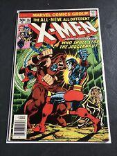 New listing X-Men #102 1st Battle Of Juggernaut Vs Colossus - Origin Of Storm - Key! Fn/Vf