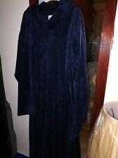 Girls Lond Sleeved Velour Midi Dress, Age 11/12