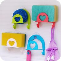 Home Supplies Sink Sponge Suction Drying Holder Kitchen Cup Dish Clo Hood