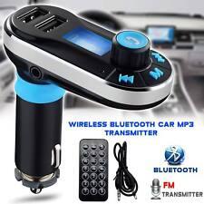 New Wireles Bluetooth Car Kit FM Transmiter Radio MP3 Music Player With USB Port