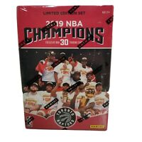 2019 Panini Toronto Raptors NBA Champions Blaster Box Set Basketball cards