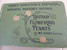 Antique British Flowering Plants London 1906