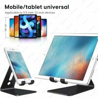 Tablet Holder Stand For Ipad 9.7 10.2 10.5 11 Inch Rotation Aluminium Stand