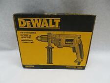 """Dewalt Dw235G 1/2"""" 0 - 850 Rpm 7.8 Amp Vsr Drill"""