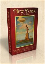 New York & the USA - 400 colour public domain pictures on DVD to use anyhow!
