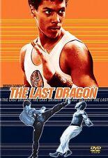 Berry Gordy THE LAST DRAGON rare Martial Arts dvd VANITY Taimak FAITH PRINCE '85