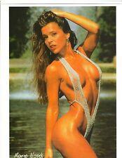 MARGO NAPOLI Female Bodybuilding Muscle Photo Color