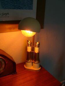 unique table lamp, Retro, Art,adjustable head Edison Light bulb