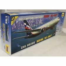Zvezda 1/144 scale BOEING 767-300 airliner
