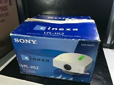 Sony Cineza VPL-HS2 Video Projector - MSRP $1,799
