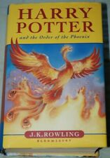 Harry Potter and the Order of the Phoenix HB Blooms 1st ed J.K Rowling 2003