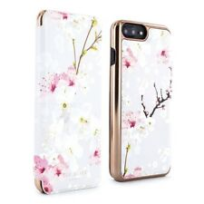 Ted Baker ammaa iPhone 7 Plus Womens Sleeve Mirror Case Cover-Oriental Blossom