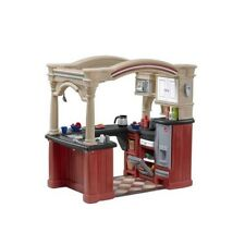 Kitchen Playset Grand Walk In Pretend Play Cooking Set Toys Kids Children Step2