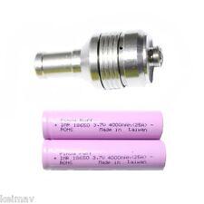 Big Atomizer with 18650 Batteries