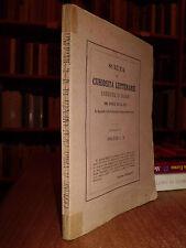 (CECCHI, Giammaria). Lezione o vero Cicalamento di Maestro Bartolino dal Canto..