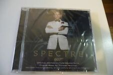 SPECTRE 007 OST THOMAS NEWMAN CD NEUF EMBALLE DANIEL CRAIG BELLUCCI SEYDOUX.