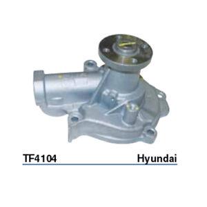 Tru-Flow Water Pump (OEM Korea) TF4104 fits Hyundai Santa Fe 2.4 16V 4x4 (SM)