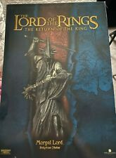 Sideshow Weta Lord Of The Rings The Morgul Lord Witch-King Statue