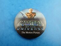 Vintage Badge MASTERS OF THE UNIVERSE The Motion Picture