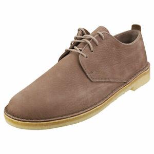 Clarks Originals Desert London Mens Mushroom Desert Shoes - 11 UK