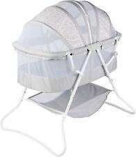 ib style® TIMBA Reisebett Beistellbett Babybett klappbar mit Moskitoschutz