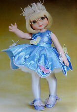 "Tonner ""PRIMA BALLERINA"" Ann Estelle Mary Engelbreit doll NRFB w BUTTERFLY TIARA"
