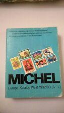 Michel Europa - Katalog West 1992/93 A-L