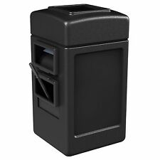 Convenience Store Supplies Gas Station Equipment Commercial Zone Trash Cans