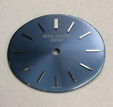 750 Gold 100% Authentic Patek Philippe Ladies Blue dial