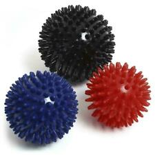 3 x Trigger Point Massage Ball Set Spiky PVC Roller Balls Pain Relief Pilates