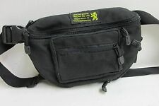 Old School London Bridge LBT Concealed Carry Fanny Waist Pack Black Yellow Label