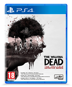 The Walking Dead: The Telltale Definitive Series - PS4 PlayStation