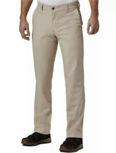 Columbia Men's Flex ROC™ Pants Fossil 1792581 Size 40 x 30 NEW with tag