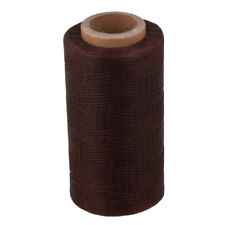 260m 150D Leather Sewing Waxed Thread Hand Stitching Craft Dark Coffee Cord CE1