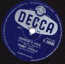 Tommy Steele - Der britische Elvis 1958 : Grandad`s Rock + Shiralee