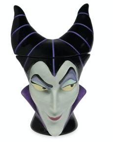 Disney Parks Sleeping Beauty Villain Maleficent Mug with Lid New