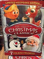 The Original Christmas TV Classics: Rudolph, Frosty X-mas DVD, 2007 Box Set