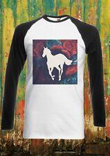 Deftones White Pony Album Cool Men Women Long Short Sleeve Baseball T Shirt 141e