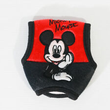 Mickey Mouse Doll Toys Car Accessories Gear Stick Shift Knob Cover Seat Cover