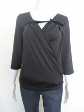 Evening, Occasion 3/4 Sleeve 100% Cotton Tops & Blouses for Women