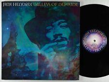 Jimi Hendrix - Valleys Of Neptune 2xLP - Experience Hendrix/Legacy 180g Ltd VG++