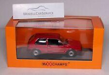 Minichamps 1/43: 940054121 VW Golf II GTI (1985), rot - MAXICHAMPS