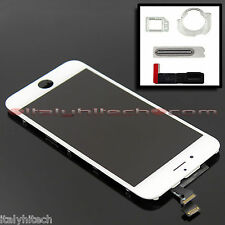 DISPLAY IPHONE 6 A1549 A1586 BIANCO WHITE LCD TOUCH SCREEN + RICAMBI