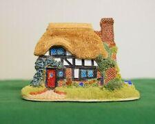 """Lilliput Lane Paint-Your-Own """"Untitled"""" Used-In good condition."""