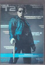 1991 TERMINATOR 2 HOLOGRAM TRADING CARD BY IMPEL