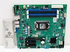 SUPERMICRO MBD-X10SLL-F MicroATX Server Motherboard LGA 1150 DDR3 1600
